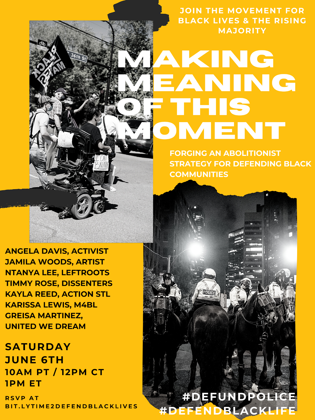 Making Meaning of this Movement event image